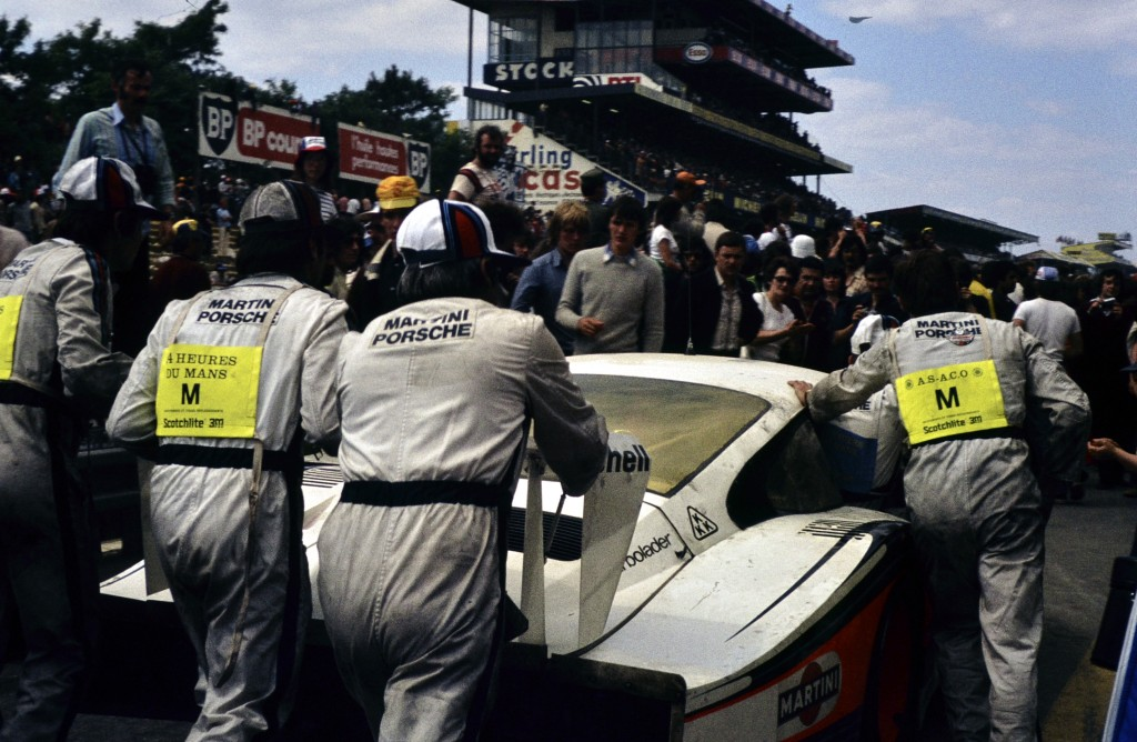 Porsche 935/77 - Le Mans 1978