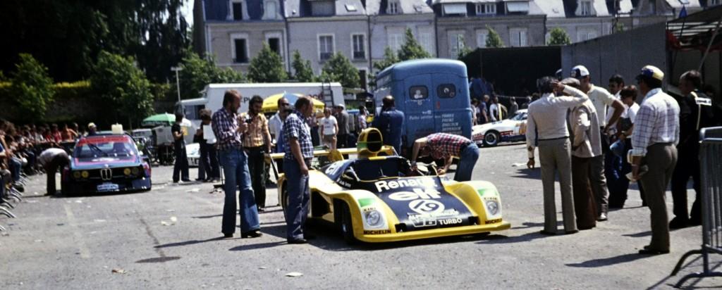 Renault Alpine A442 - Le Mans 1976