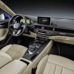 Voiture connectée - Audi A4 2.0 TFSI quattro - ©Audi AG