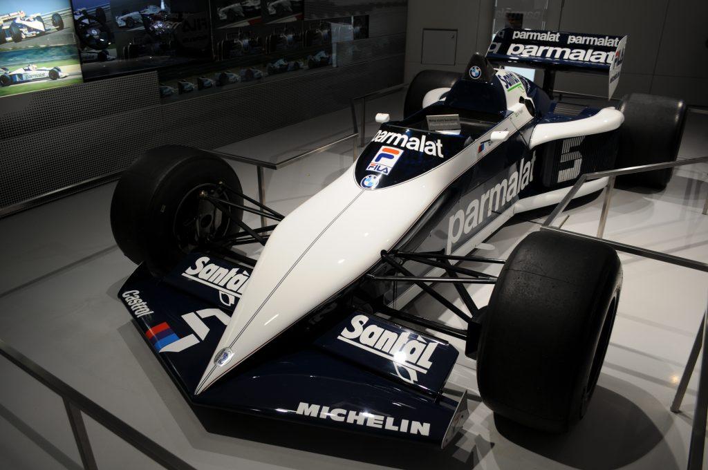 Brabham-BMW BT52 (1983) - ©autoetstyles.fr