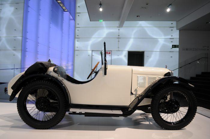 BMW 3/15 PS (1930) - ©autoetstyles.fr
