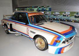 Musée BMW : le temple de l'automobile bavaroise