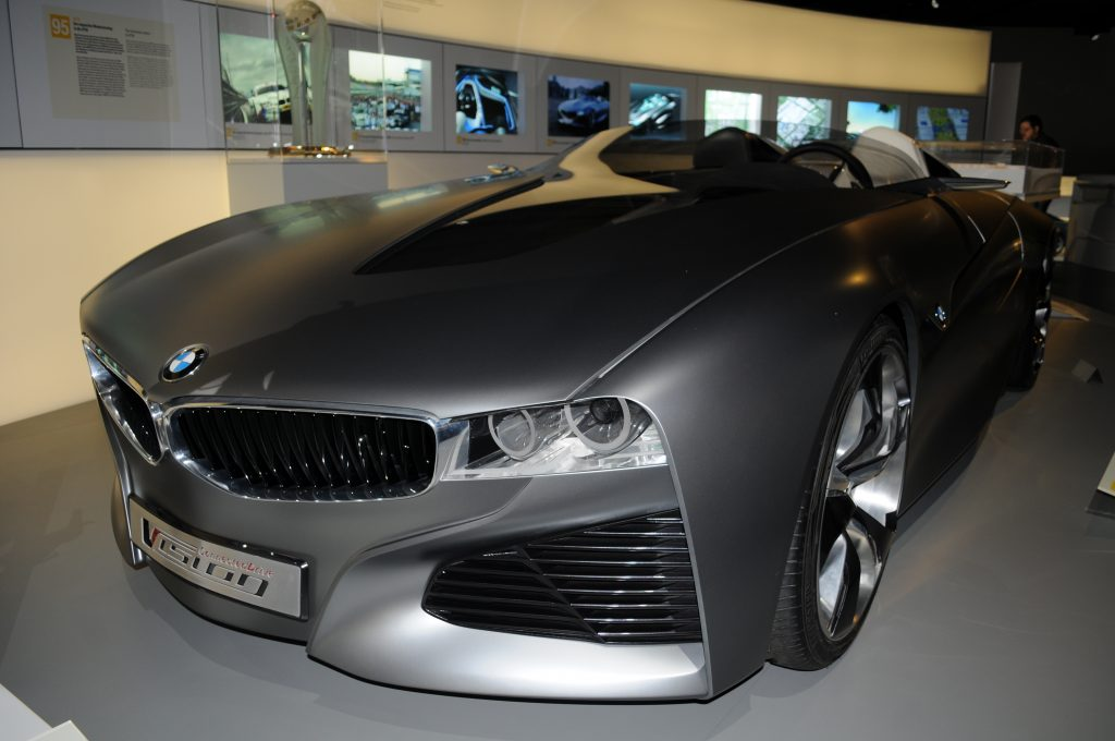 BMW Vision ConnectDrive Concept (2011)