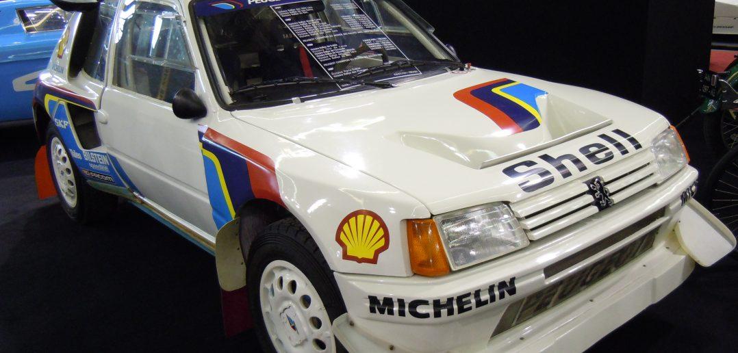 30 ans de victoires Peugeot Sport