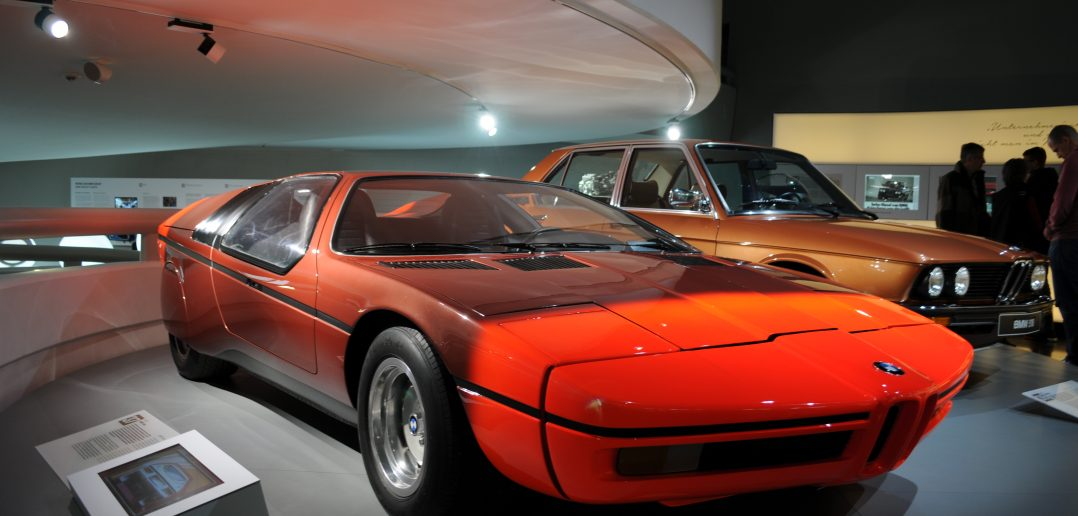 100 masterpieces - BMW Turbo concept (1972) - ©autoetstyles.fr