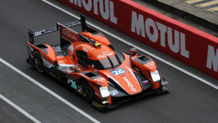 Journée test 24 Heures du Mans 2016 - Oreca 05 - Nissan #26 - Stevens - Rast - Rusinov ©autoetstyles.fr