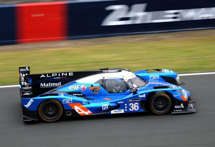 Journée test 24 Heures du Mans 2016 - Alpine A460 - Nissan #36 - Lapierre - Menezes - Richelmi ©autoetstyles.fr