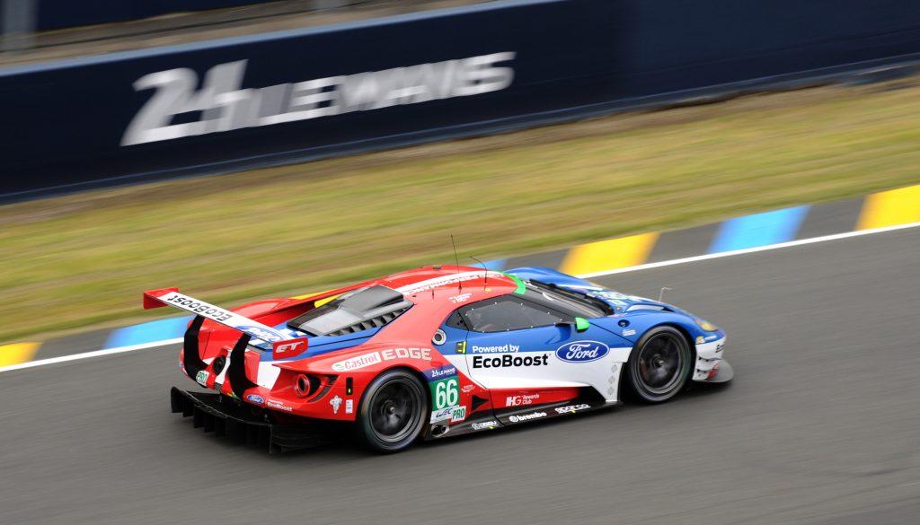 Journée test 24 Heures du Mans 2016 - Ford GT #66 - Johnson - Pla - Mücke ©autoetstyles.fr