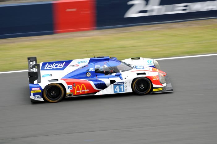 24 Heures du Mans 2016 - Ligier JSP2 - Nissan #41 - Rojas - Canal - Berthon ©autoetstyles.fr - Jean-Charles Desmots