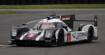 Journée test 24 Heures du Mans 2016 - Porsche 919 Hybrid #2 - Dumas - Jani - Lieb ©autoetstyles.fr
