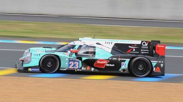24 Heures du Mans 2016 - Ligier JSP2 - Nissan #23 - Barthez - Chatain - Buret ©autoetstyles.fr - Jean-Charles Desmots