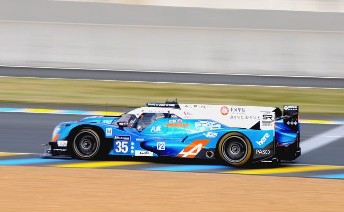 Journée test 24 Heures du Mans 2016 - Alpine A460 - Nissan #35 - Chiang - Panciatici - Tung ©autoetstyles.fr