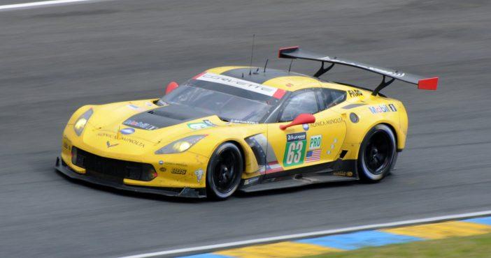 24 Heures du Mans 2016 - Chevrolet Corvette C7.R #63 - Magnussen - Garcia - Taylor ©autoetstyles.fr - Jean-Charles Desmots