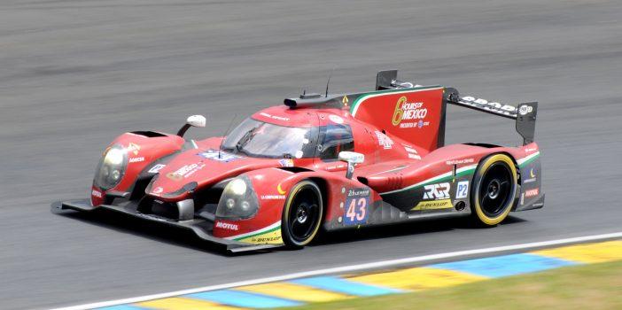 24 Heures du Mans 2016 - Ligier JSP2 - Nissan #43 - Albuquerque - Gonzalez - Senna ©autoetstyles.fr - Jean-Charles Desmots