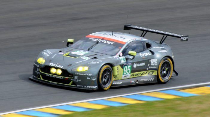 24 Heures du Mans 2016 - Aston Martin Vantage #95 - Sorensen - Thiim - Turner ©autoetstyles.fr - Jean-Charles Desmots