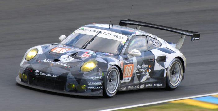 24 Heures du Mans 2016 - Porsche 911 RSR #88 - Al Qubaisi - Heinemeier Hansson - Long ©autoetstyles.fr - Jean-Charles Desmots