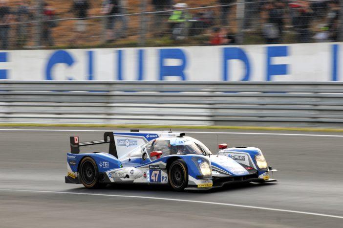 24 Heures du Mans 2016 - Oreca 05 - Nissan #47 - Bradley - Howson - Matsuda ©autoetstyles.fr - Jean-Charles Desmots