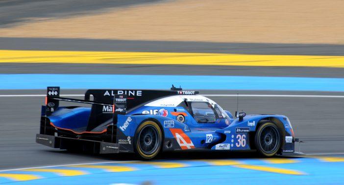 24 Heures du Mans 2016 - Alpine A460 - Nissan #36 - Lapierre - Menezes - Richelmi ©autoetstyles.fr - Jean-Charles Desmots