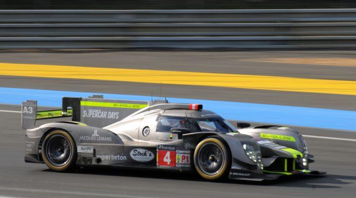 24 Heures du Mans 2016 - CLM P1/01 - AER #4 - Kaffer - Trummer - Webb ©autoetstyles.fr - Jean-Charles Desmots