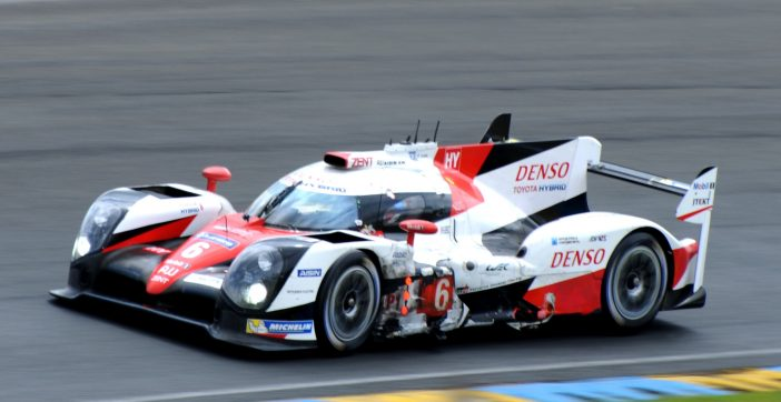 24 Heures du Mans 2016 - Toyota TS050 Hybrid #6 - Conway - Kobayashi - Sarrazin ©autoetstyles.fr - Jean-Charles Desmots