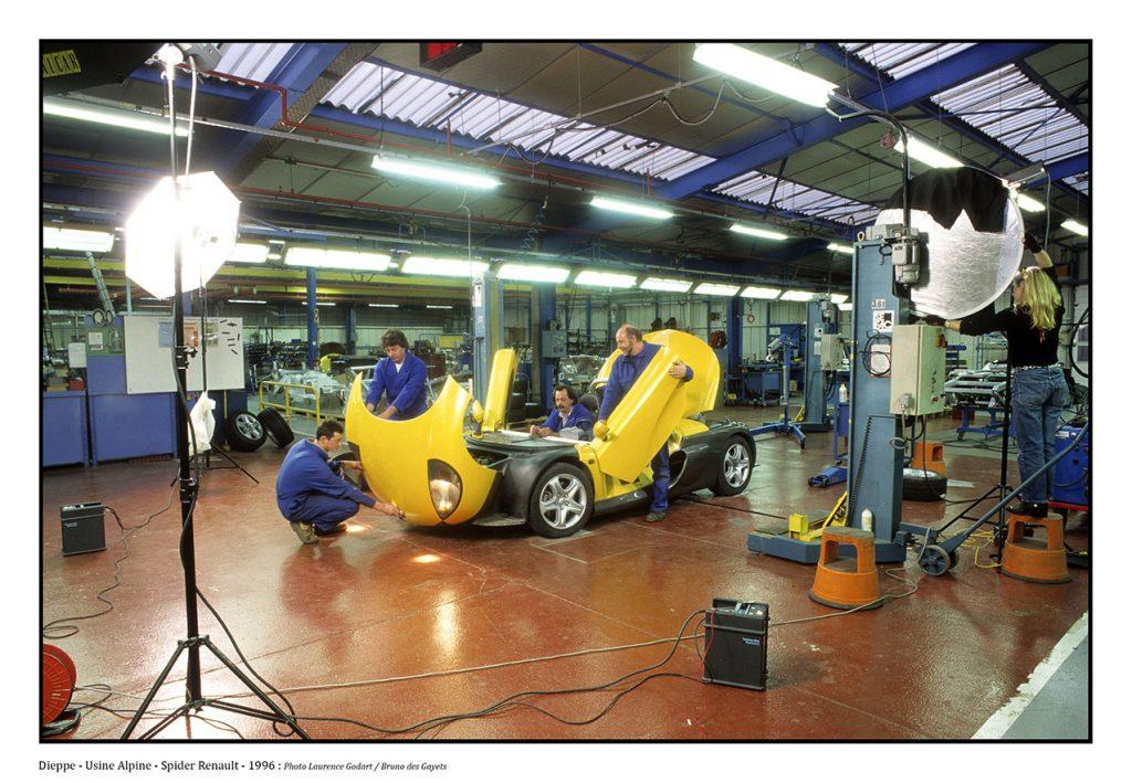 Renault Spider - ©Bruno Des Gayets - Laurence Godart