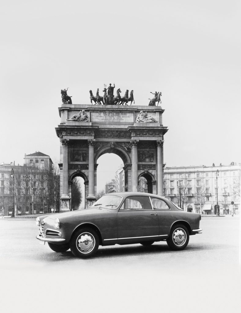 Alfa Romeo Giulietta Sprint (1954) - ©FCA