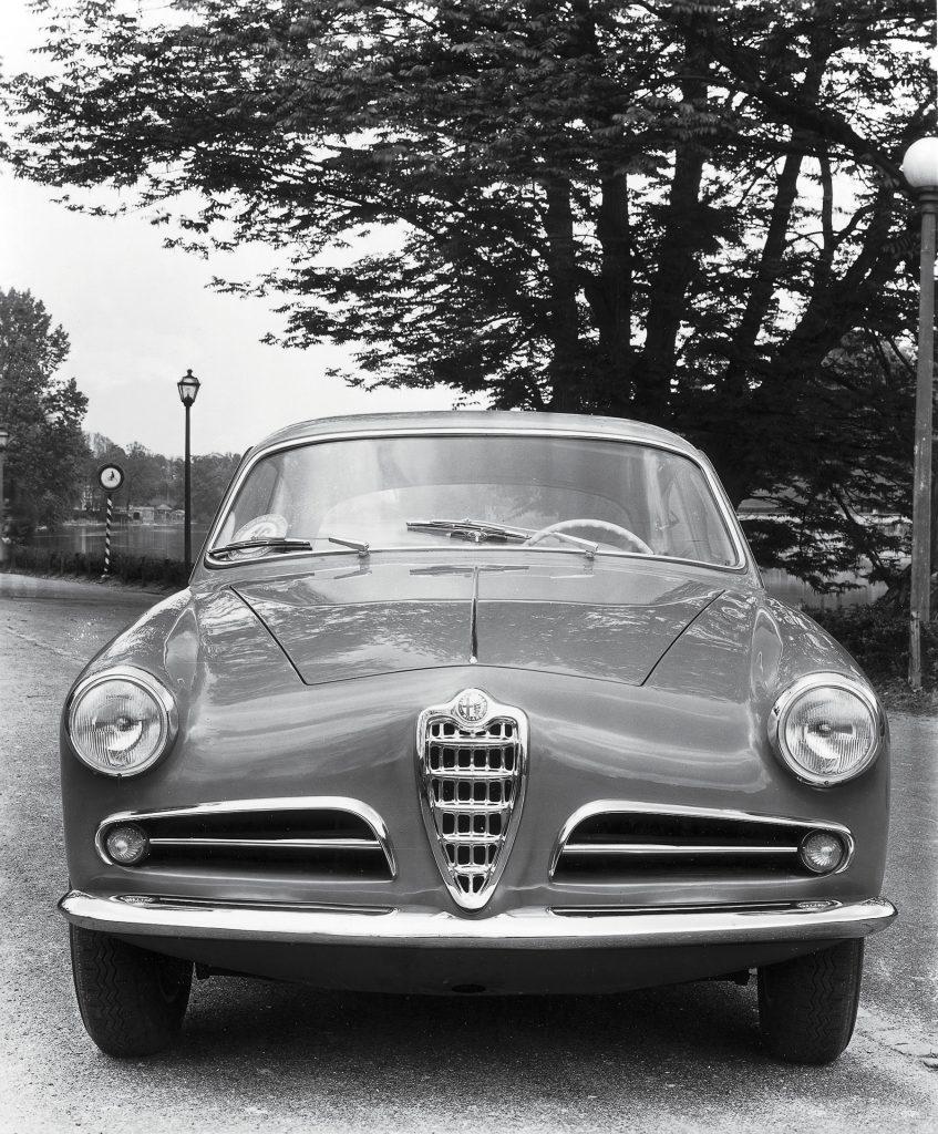 Alfa Romeo Giulietta Sprint 1954 US - ©FCA