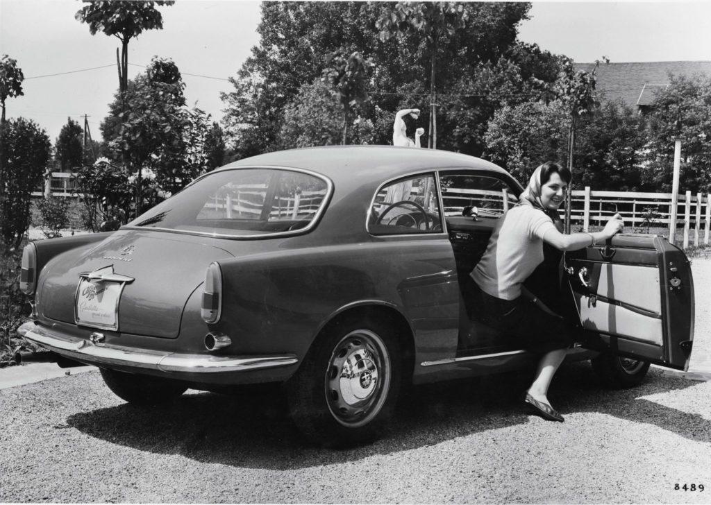 Alfa Romeo Giulietta Sprint Veloce 1959 - ©FCA
