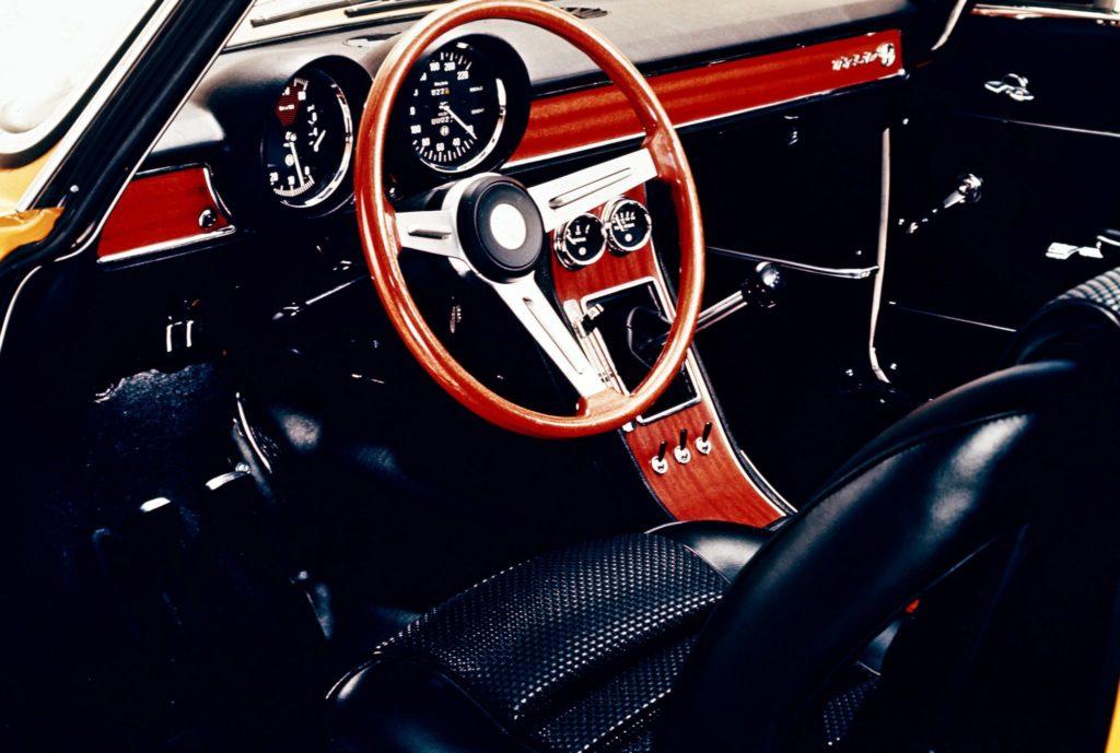 Alfa Romeo Giulia Coupé 1750 GT Veloce 1967-1969 - ©FCA