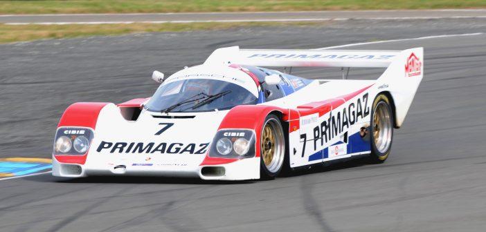 Le Mans Classic 2016 - Porsche 962 C - ©autoetstyles.fr - Jean-Charles Desmots