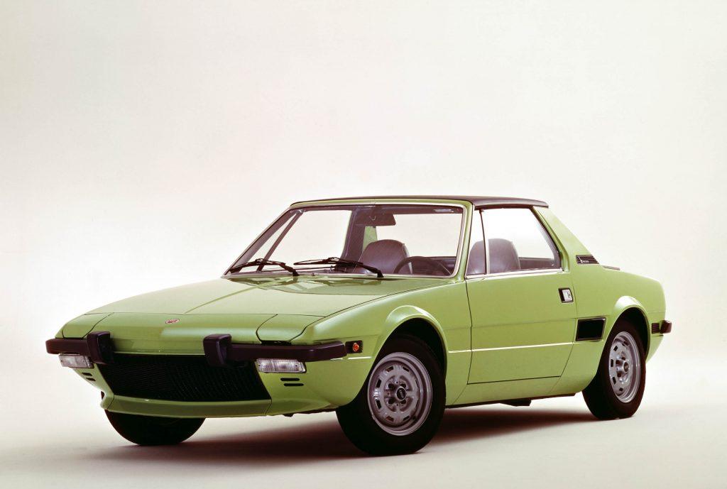 Fiat X1-9 - ©FCA