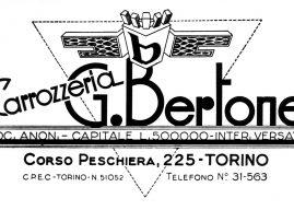 Série Bertone #1 Les années Scaglione-Giugiaro (1952-1965)