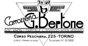 Logo Bertone - ©Bertone