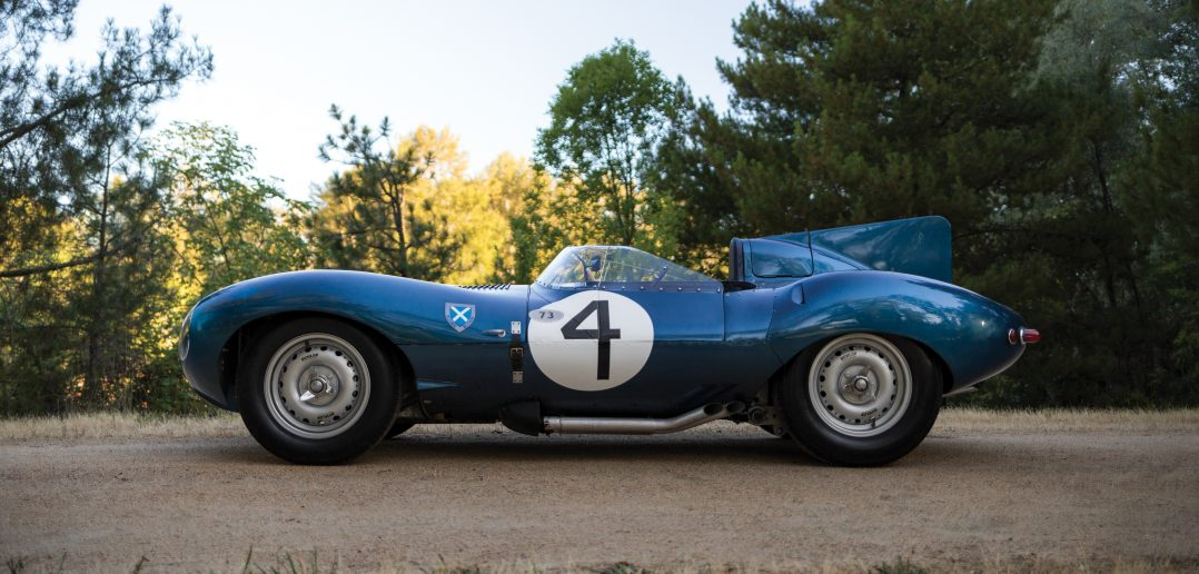 Jaguar Type D (1955) - Crédit : Patrick Ernzen ©2016 Courtesy of RM Sotheby's