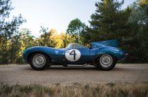 Jaguar Type D (1955) - Crédit : Patrick Ernzen ©2016 Courtesy of RM Sotheby's