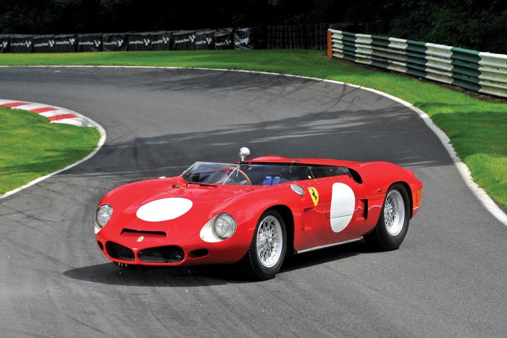 Ferrari 268 SP by Fantuzzi (1962) - Crédit : Courtesy RM Sotheby's
