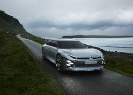 Citroën CXPERIENCE CONCEPT : le futur du haut de gamme français