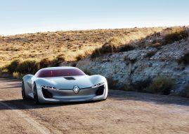 Renault Trezor : un nouveau design prend forme