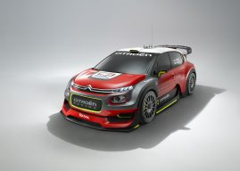 Un aperçu de la Citroën C3 WRC 2017