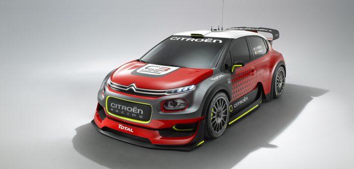 Citroën C3 WRC Concept Car