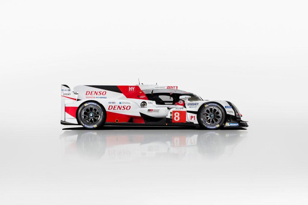 Toyota TS050 HYBRID 2017 FIA WEC