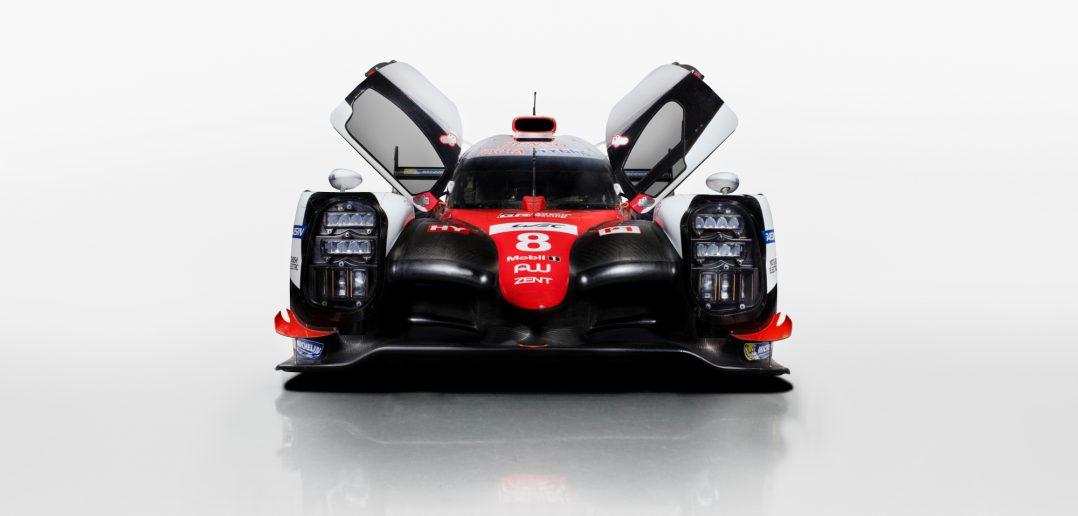 Toyota TS050 HYBRID Le Mans