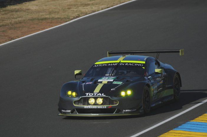 Aston Martin Vantage n°97