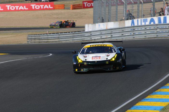 Ferrari 488 n°55 Spirit of Race