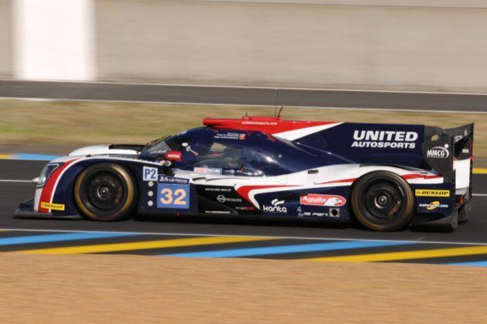 Ligier JS P217 n°32 United Autosport