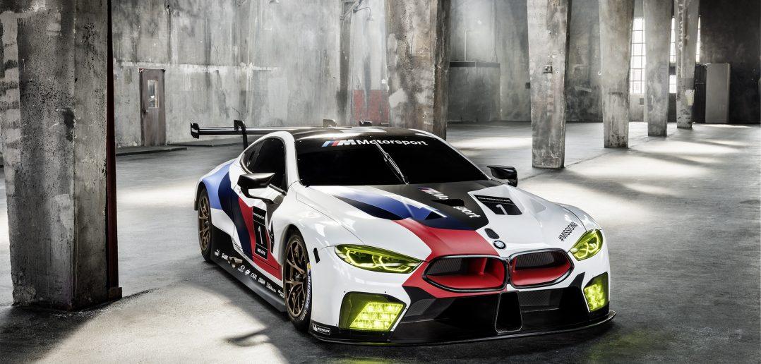 La BMW M8 GTE sera engagée aux 24 Heures du Mans en juin 2018