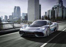 Mercedes AMG Project One : le meilleur de la technologie F1 sur route