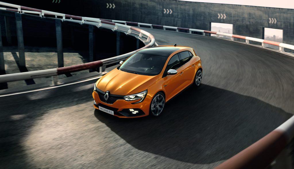 Nouvelle Renault Mégane RS
