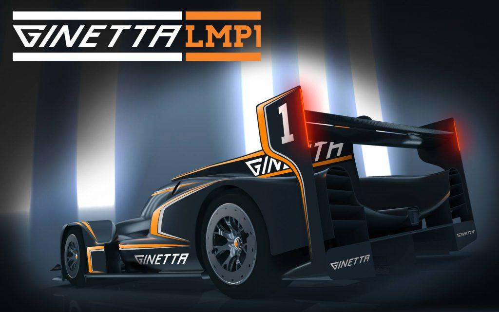 Prototype Ginetta LMP1
