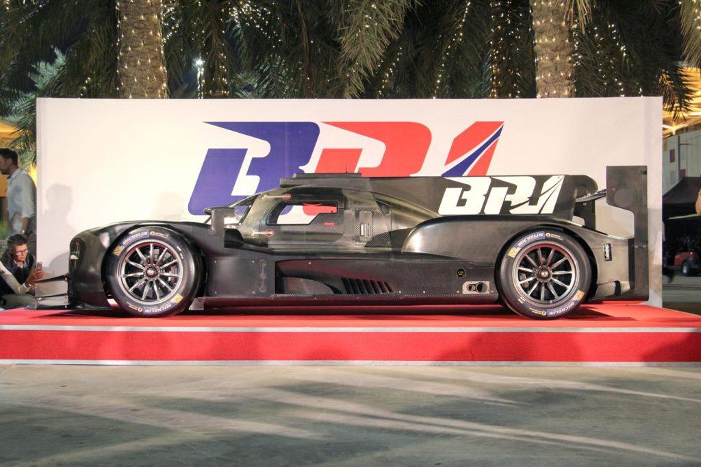 La BR1 présentée à Bahreïn le 17 novembre